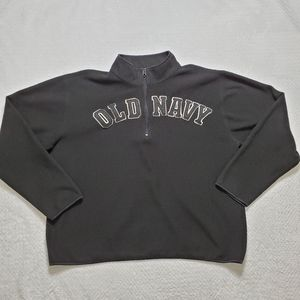 Old Navy Black Sweater Size XL